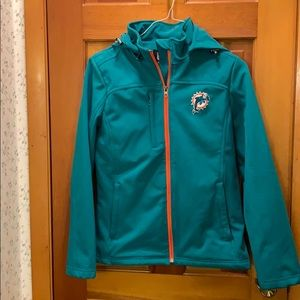 Miami Dolphins NFL licensed Jacket